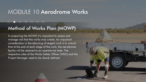 Aerodrome Reporting Officer Refresher Course Online