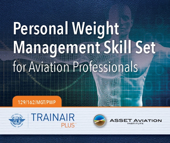 Personal weight management skill set